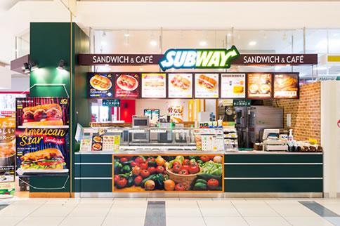 SUBWAY 店舗イメージ1